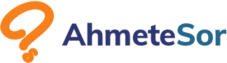 ahmetesor logo