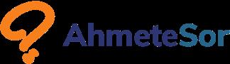 ahmetesor logo