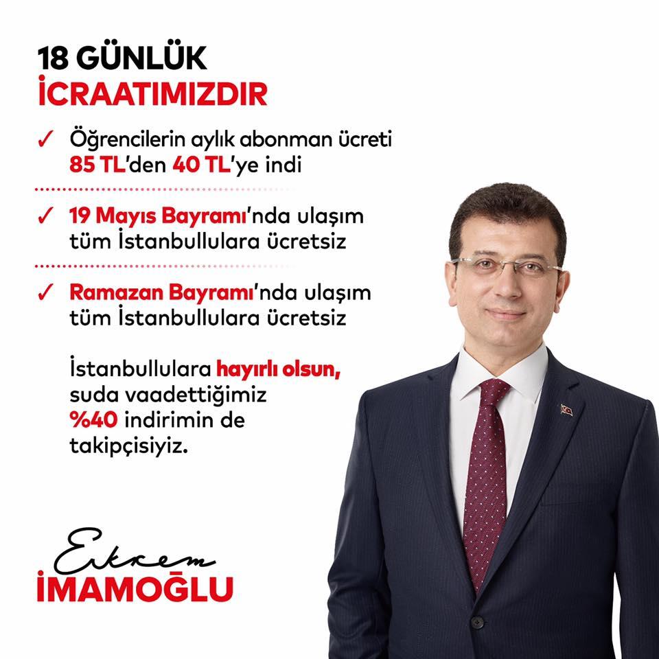 İstanbul'da öğrenciye mavi kart 40 liraya indi! (19 Mayıs'ta toplu taşıma ücretsiz)