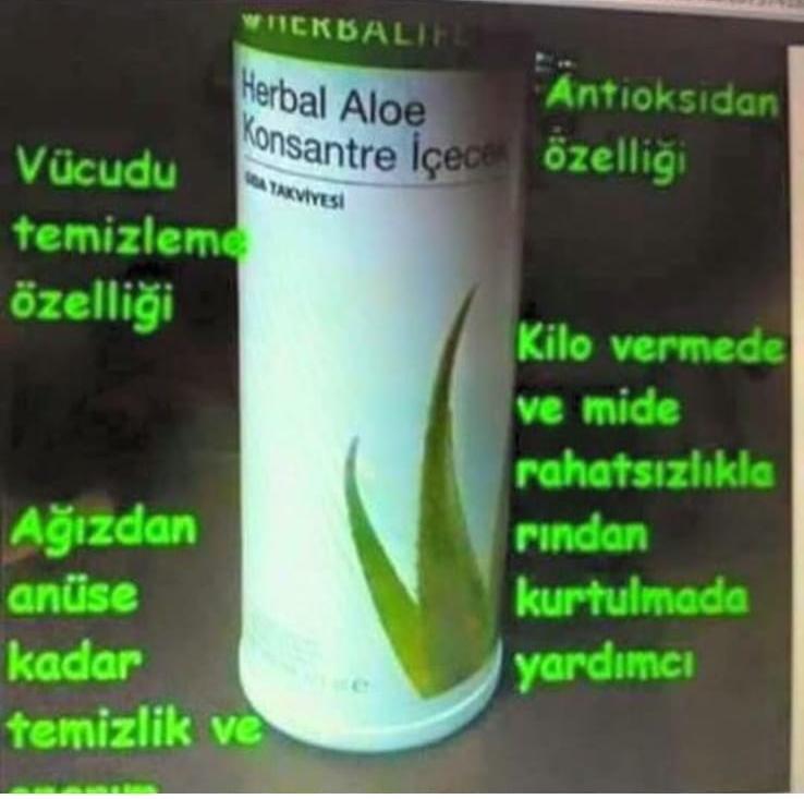 Herbalife ürünleri zayıflatır mi ?
