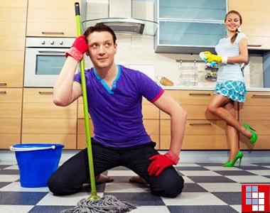 Ev işi yapan erkek kılıbık mı?
