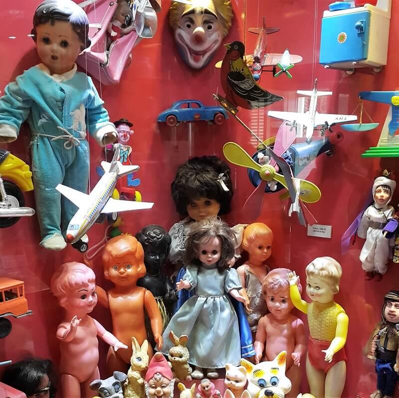 İstanbul'daki Oyuncak Müzesini ziyaret ettiniz mi?