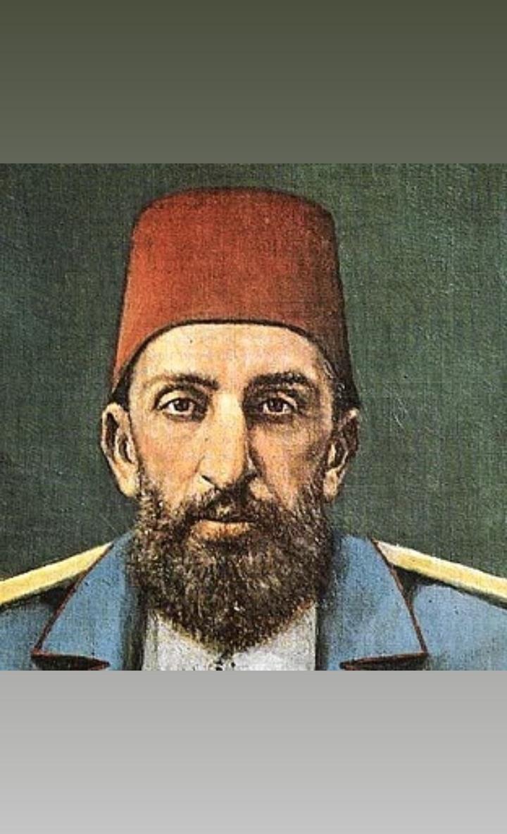 Resimdeki Osmanlı  padişahı kimdir?