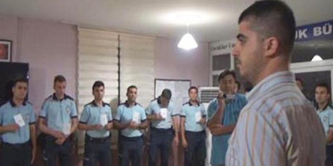 """İmamoğlu'na valiye """"it"""" dedi diye iftira atanlar,Akpli vekilin oğlu polisi sıraya dizdiklerinde neredeydiler ?"""