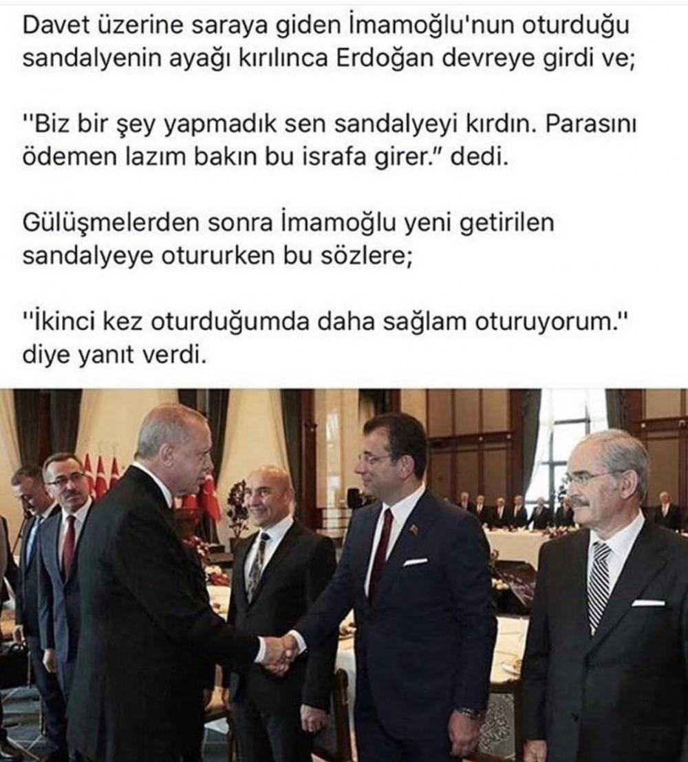 İmamoğlu-Erdoğan laf kavgasında kazanan kim? (Fotoğraf)