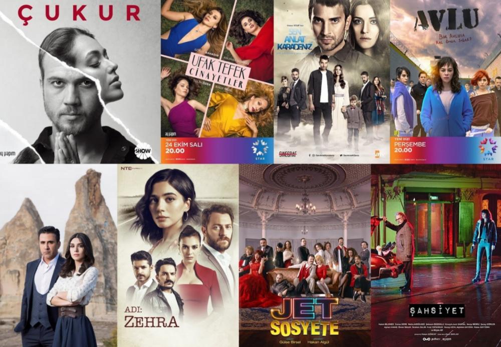 En beğendiniz dizi veya film ?